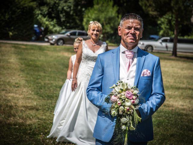 Le mariage de Pascal et Sandrine à Louviers, Eure 3