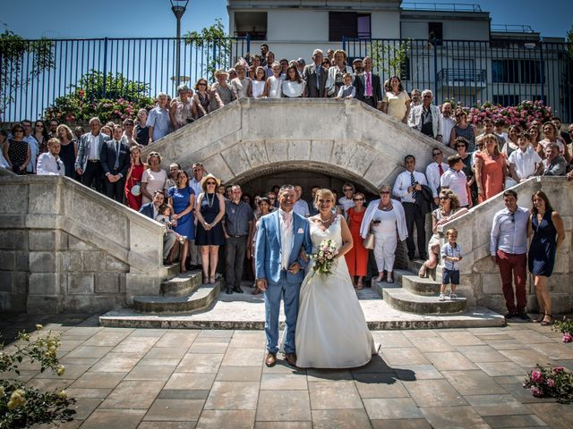 Le mariage de Pascal et Sandrine à Louviers, Eure 4