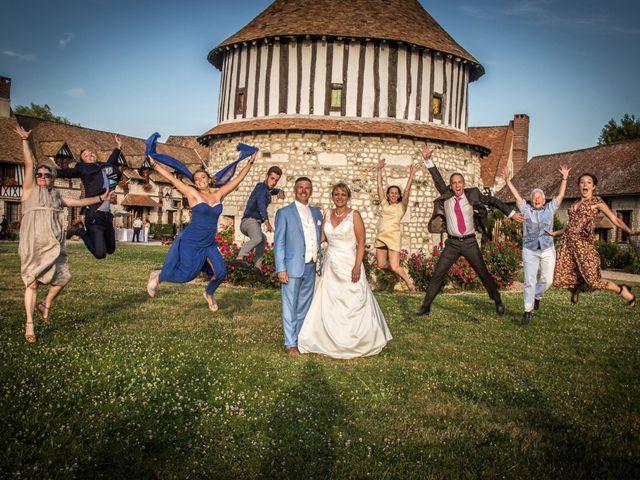 Le mariage de Pascal et Sandrine à Louviers, Eure 5