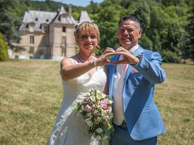 Le mariage de Pascal et Sandrine à Louviers, Eure 8