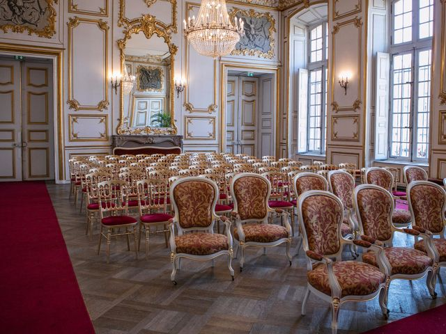 Le mariage de Jérôme et Juliana à Strasbourg, Bas Rhin 5
