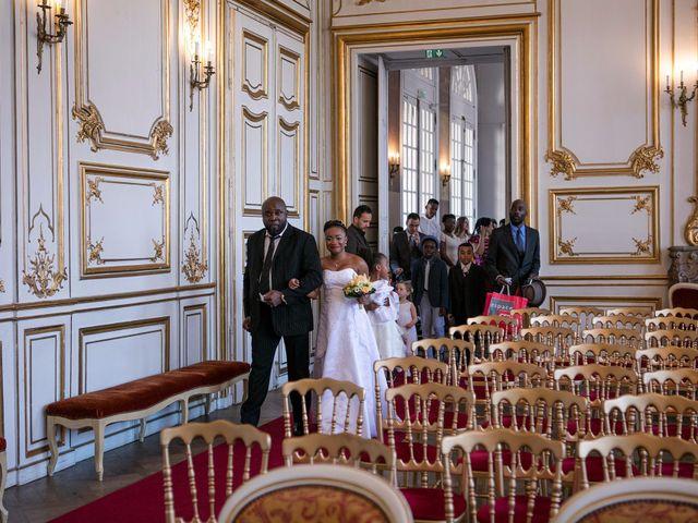Le mariage de Jérôme et Juliana à Strasbourg, Bas Rhin 6