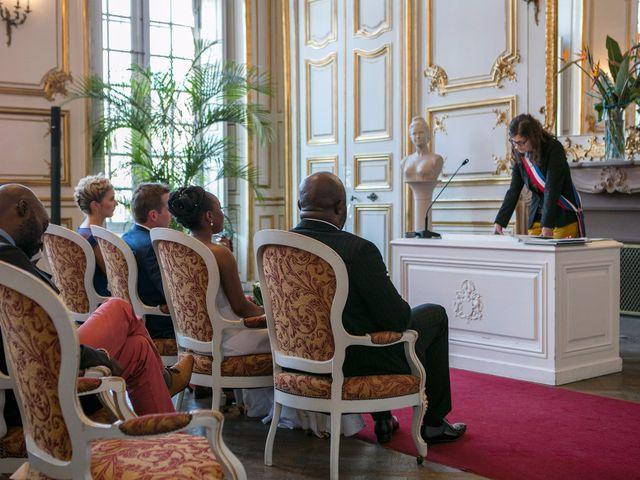 Le mariage de Jérôme et Juliana à Strasbourg, Bas Rhin 8