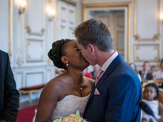 Le mariage de Jérôme et Juliana à Strasbourg, Bas Rhin 10