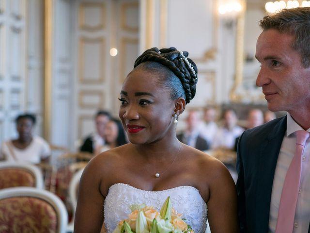 Le mariage de Jérôme et Juliana à Strasbourg, Bas Rhin 16