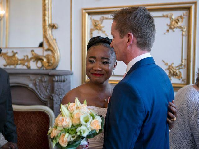 Le mariage de Jérôme et Juliana à Strasbourg, Bas Rhin 23