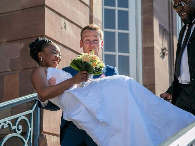 Le mariage de Jérôme et Juliana à Strasbourg, Bas Rhin 25
