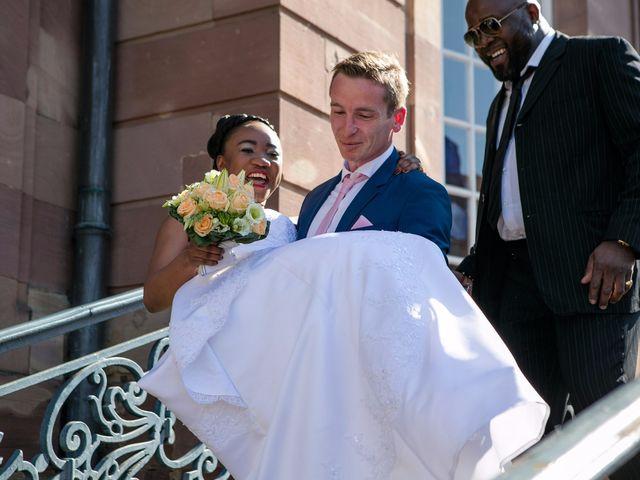 Le mariage de Jérôme et Juliana à Strasbourg, Bas Rhin 26