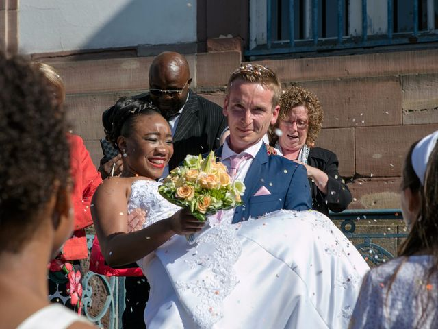 Le mariage de Jérôme et Juliana à Strasbourg, Bas Rhin 27