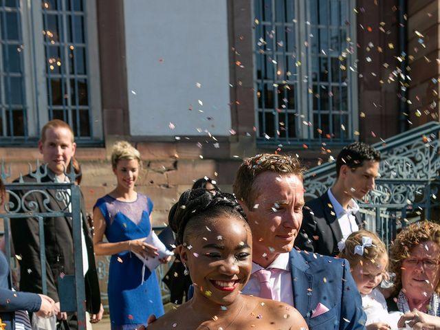 Le mariage de Jérôme et Juliana à Strasbourg, Bas Rhin 28