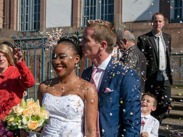 Le mariage de Jérôme et Juliana à Strasbourg, Bas Rhin 30