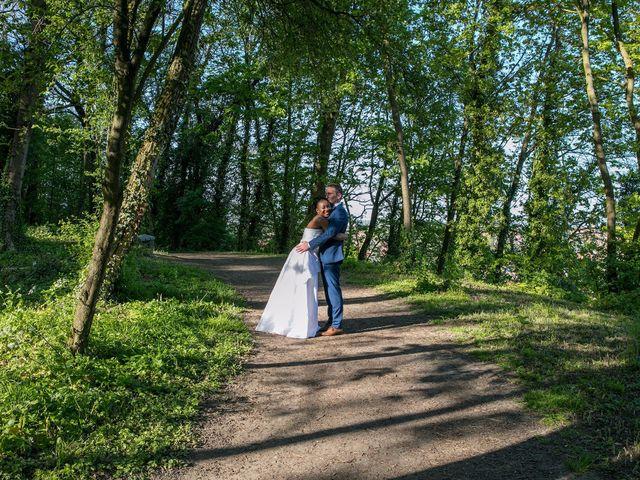 Le mariage de Jérôme et Juliana à Strasbourg, Bas Rhin 34