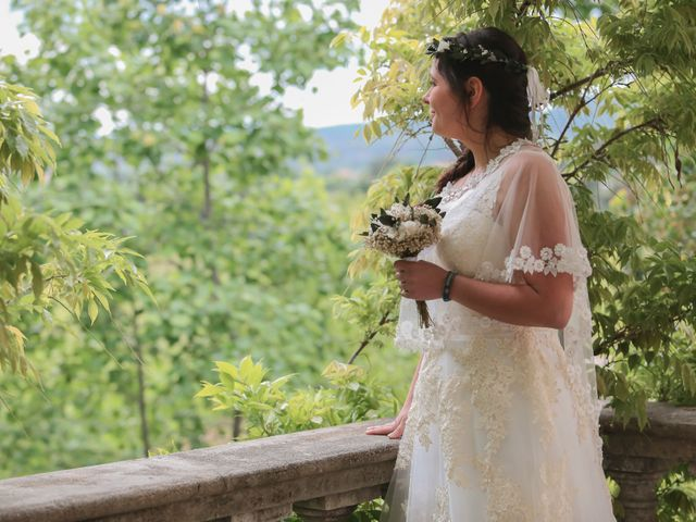 Le mariage de Daniel et Marion à Bagard, Gard 12