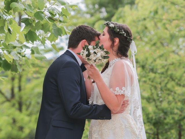 Le mariage de Daniel et Marion à Bagard, Gard 15