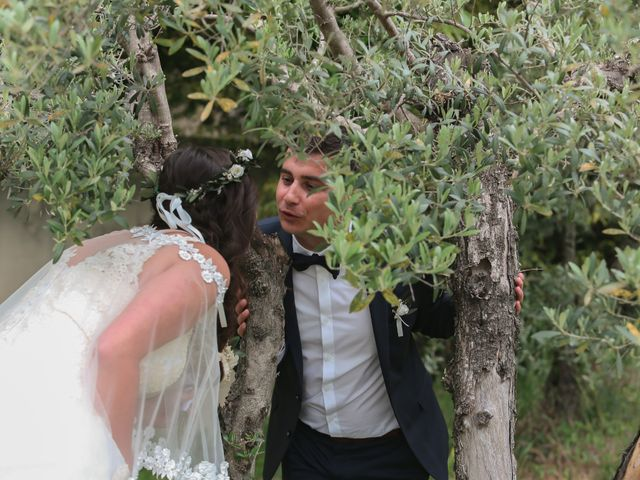 Le mariage de Daniel et Marion à Bagard, Gard 16