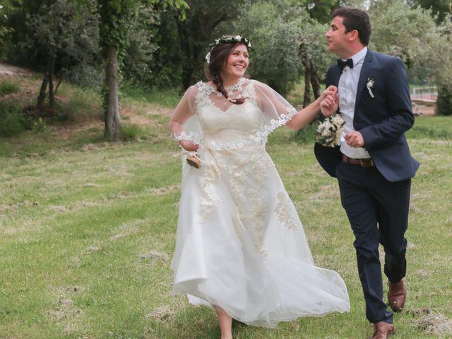 Le mariage de Daniel et Marion à Bagard, Gard 17