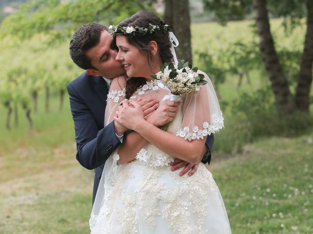 Le mariage de Daniel et Marion à Bagard, Gard 19