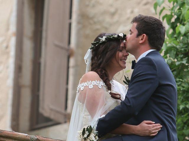 Le mariage de Daniel et Marion à Bagard, Gard 21