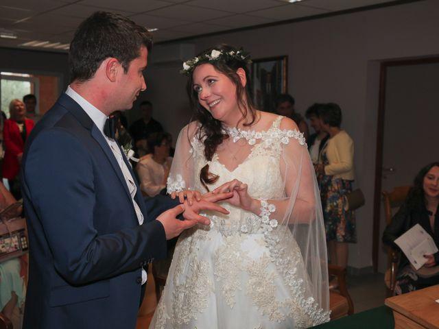 Le mariage de Daniel et Marion à Bagard, Gard 26
