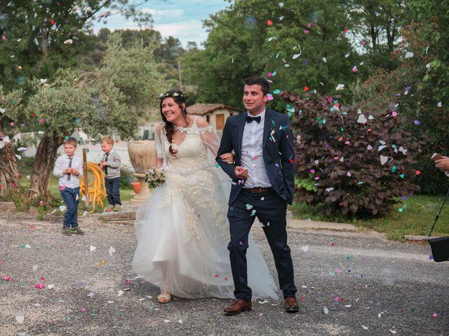 Le mariage de Daniel et Marion à Bagard, Gard 30