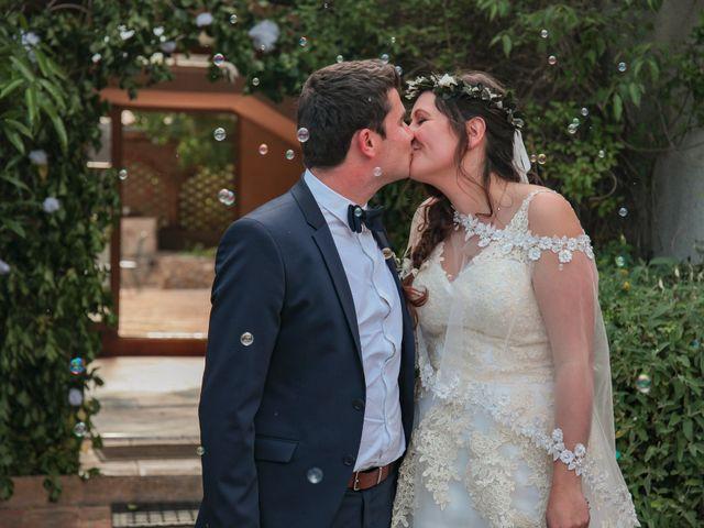 Le mariage de Daniel et Marion à Bagard, Gard 32