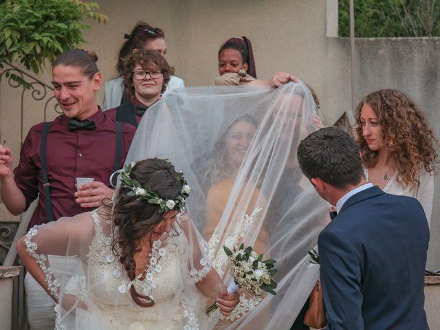 Le mariage de Daniel et Marion à Bagard, Gard 40