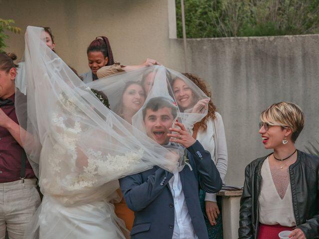 Le mariage de Daniel et Marion à Bagard, Gard 41