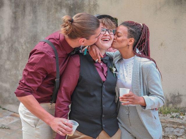 Le mariage de Daniel et Marion à Bagard, Gard 44