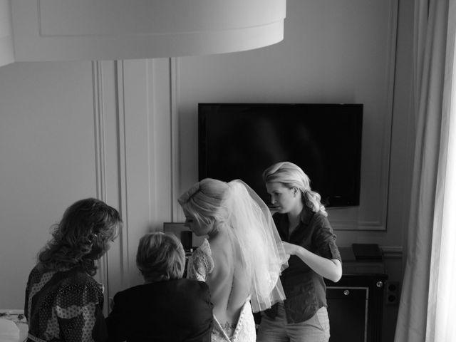 Le mariage de Mathiew et Hana à Paris, Paris 8