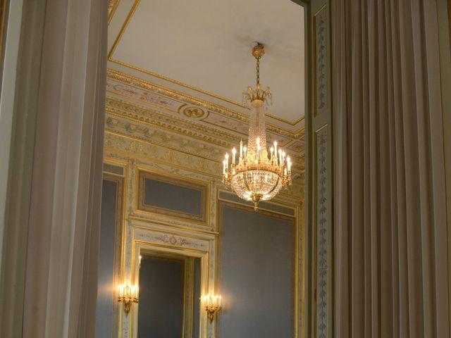 Le mariage de Mathiew et Hana à Paris, Paris 18