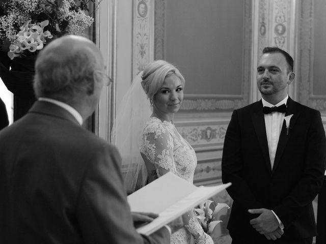 Le mariage de Mathiew et Hana à Paris, Paris 21