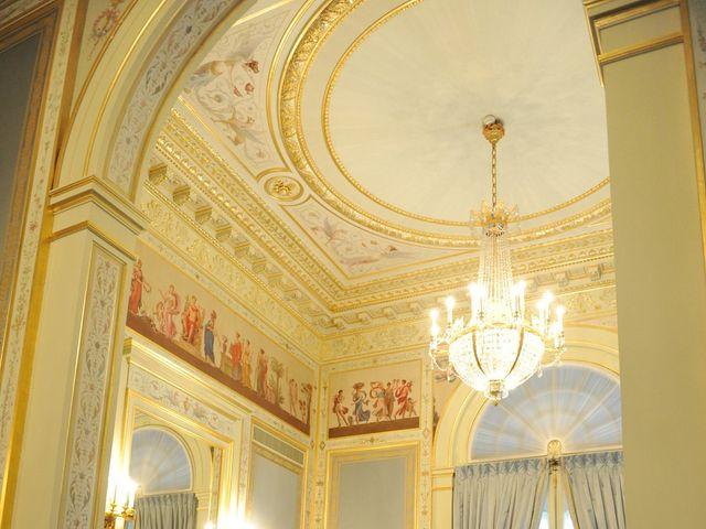 Le mariage de Mathiew et Hana à Paris, Paris 22