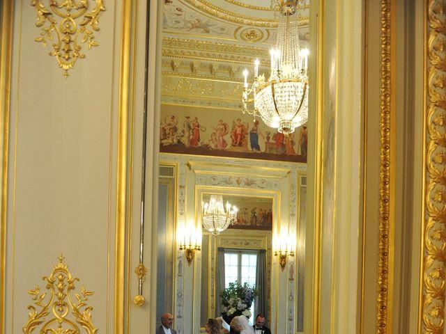 Le mariage de Mathiew et Hana à Paris, Paris 23