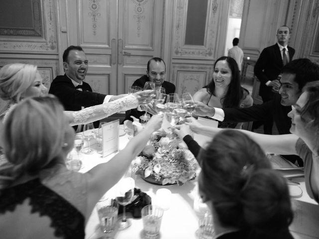 Le mariage de Mathiew et Hana à Paris, Paris 31