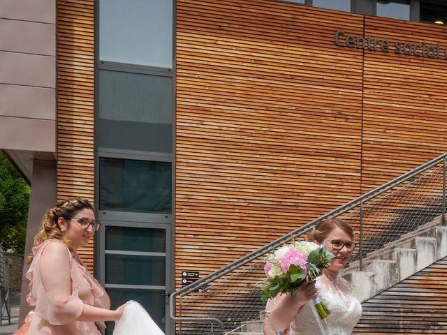 Le mariage de Thibault et Marylin à Sainte-Foy-lès-Lyon, Rhône 15
