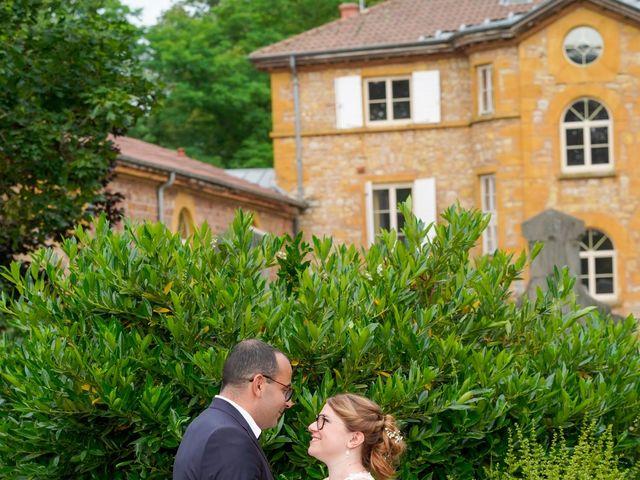 Le mariage de Thibault et Marylin à Sainte-Foy-lès-Lyon, Rhône 21
