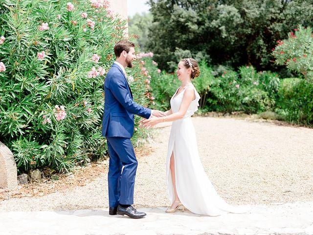 Le mariage de Hugo et Mathilde à Cotignac, Var 11