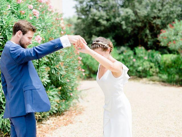 Le mariage de Hugo et Mathilde à Cotignac, Var 13