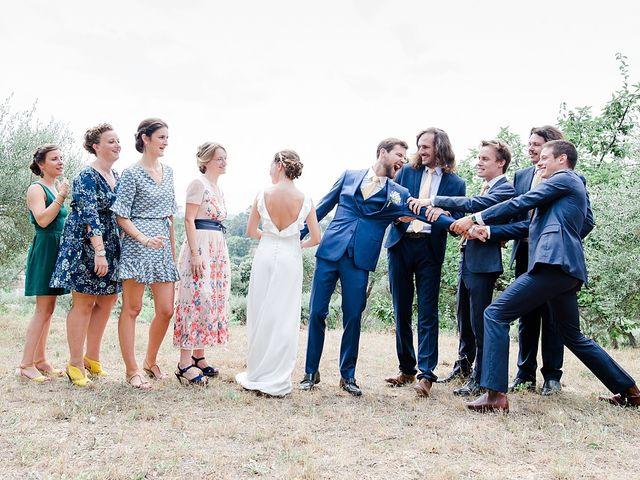Le mariage de Hugo et Mathilde à Cotignac, Var 15