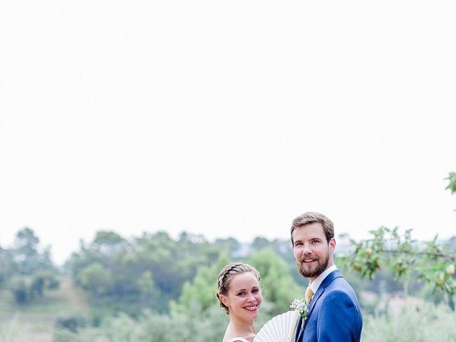 Le mariage de Hugo et Mathilde à Cotignac, Var 18