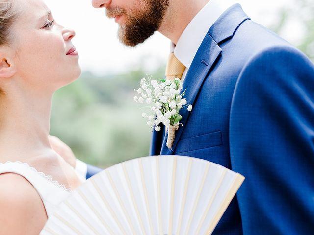 Le mariage de Hugo et Mathilde à Cotignac, Var 20