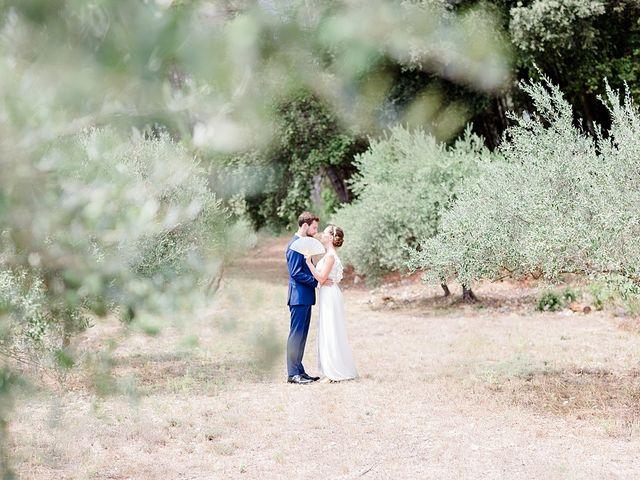 Le mariage de Hugo et Mathilde à Cotignac, Var 21