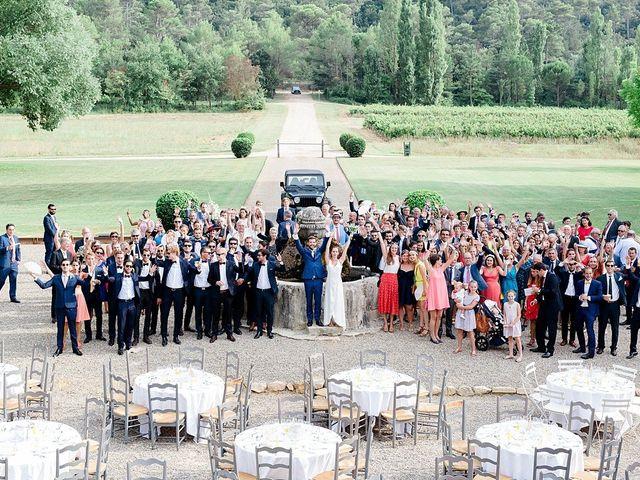 Le mariage de Hugo et Mathilde à Cotignac, Var 41