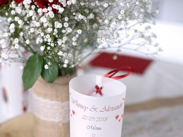 Le mariage de Alexandre et Whitney à Nozay, Loire Atlantique 3