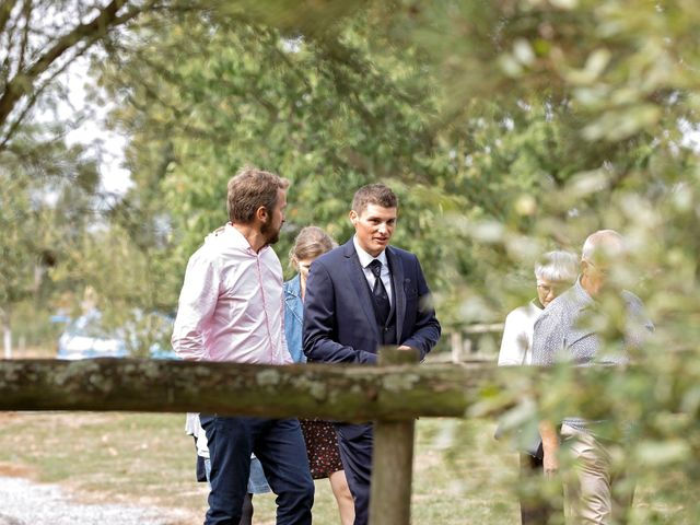 Le mariage de Alexandre et Whitney à Nozay, Loire Atlantique 8