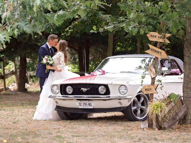 Le mariage de Alexandre et Whitney à Nozay, Loire Atlantique 9