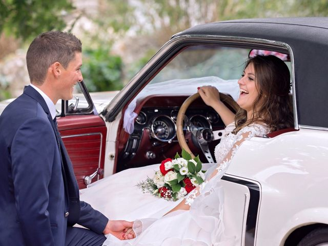 Le mariage de Alexandre et Whitney à Nozay, Loire Atlantique 11