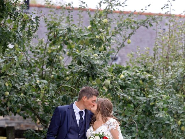 Le mariage de Alexandre et Whitney à Nozay, Loire Atlantique 12