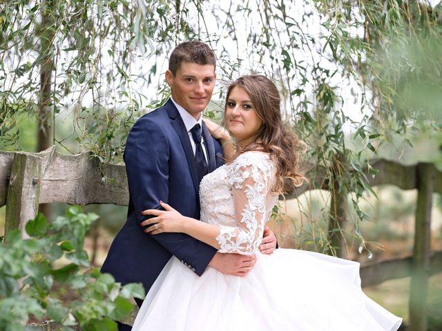 Le mariage de Whitney et Alexandre
