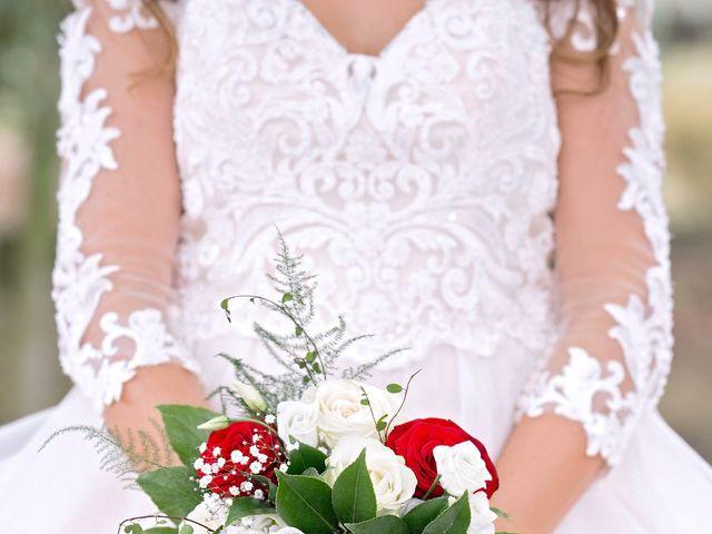 Le mariage de Alexandre et Whitney à Nozay, Loire Atlantique 14